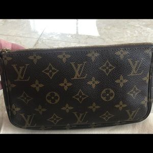 Louis Vuitton LV Monogram POCHETTE Bag